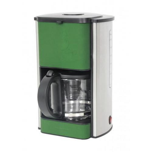 Cafetiera Hcm-sil1080 Tasty 1080w 1.5l Inox / Verde