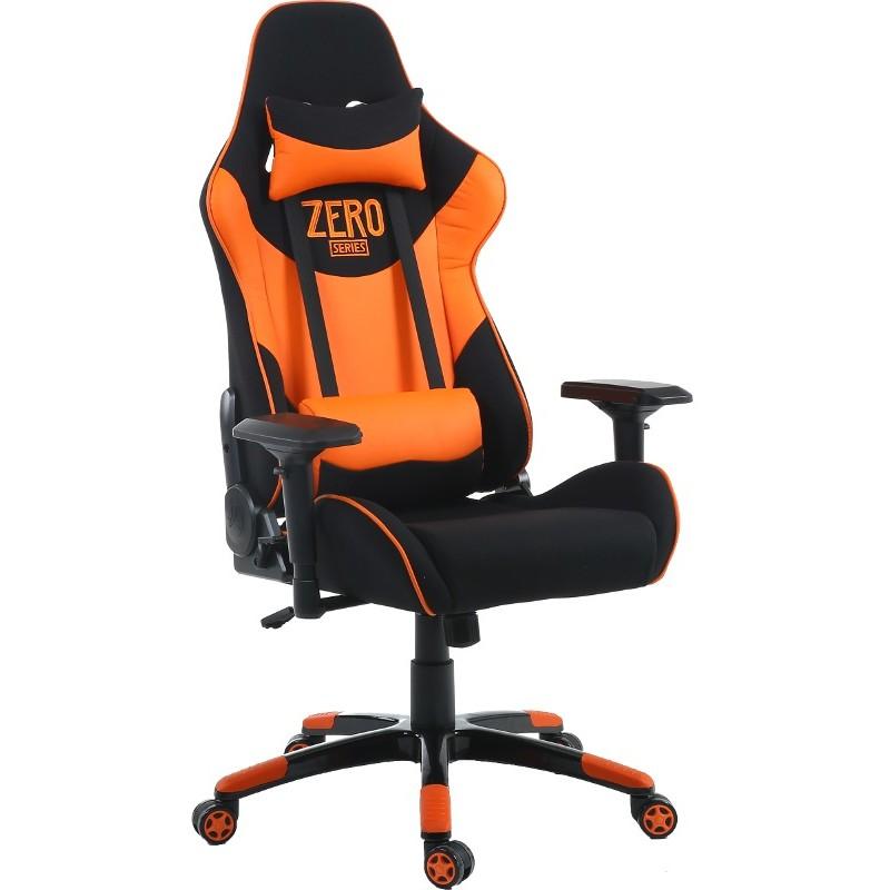 Scaun gaming Dreadnought ZERO Series Black / Orange