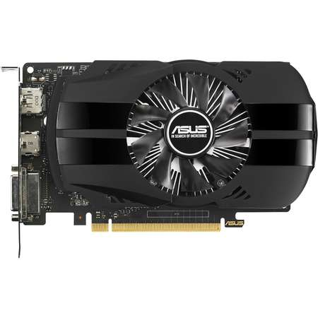 Placa video Asus nVidia GeForce GTX 1050 Phoenix 2GB DDR5 128bit