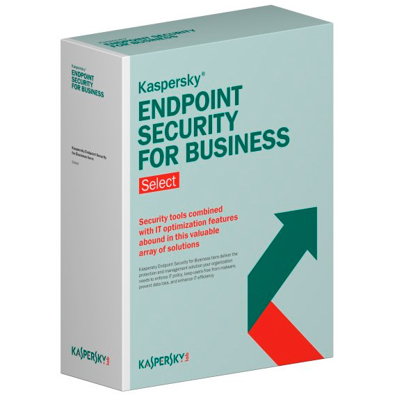 Endpoint Security for Business Select European Edition Base 5-9 Node 1 an thumbnail