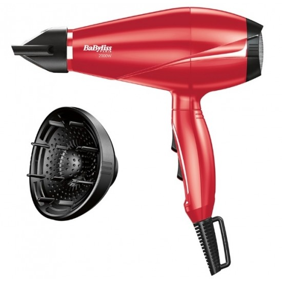Uscator de Par Fashion Dryer 2000W red thumbnail