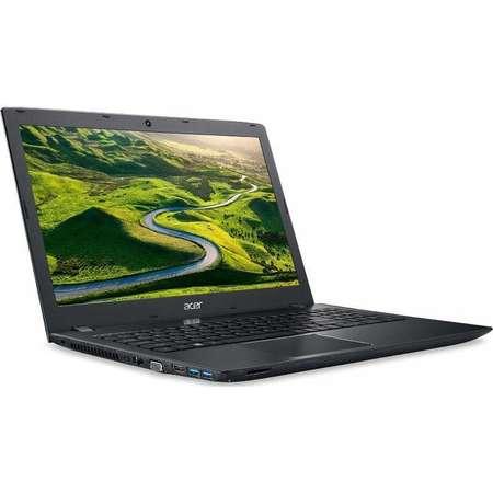 Laptop Acer Aspire E5-575G-558M 15.6 inch Full HD Intel Core i5-7200U 4GB DDR4 128GB SSD nVidia GeForce GTX 950M 2GB Linux Black