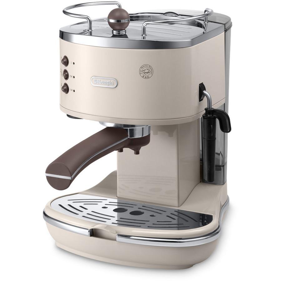 Espressor cafea ECOV311.BG 15 bar Bej thumbnail