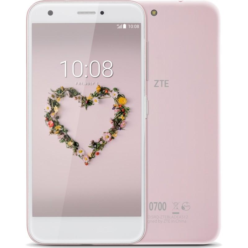 Smartphone Blade A512 16gb Dual Sim 4g Pink