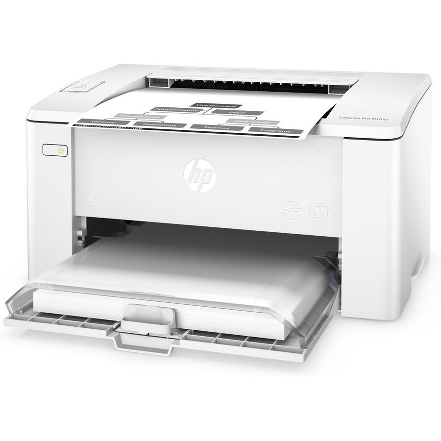 Imprimanta laser alb-negru LaserJet Pro M102a G3Q34A thumbnail