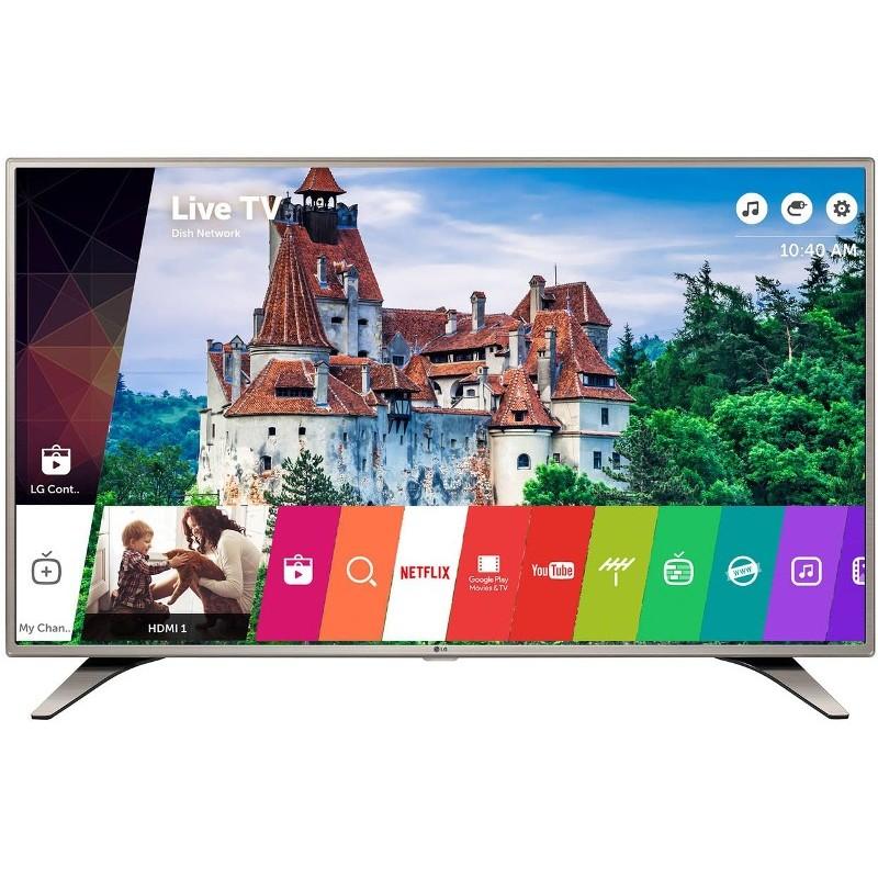 Televizor Led Smart Tv 49 Lh615v 124cm Full Hd Silver