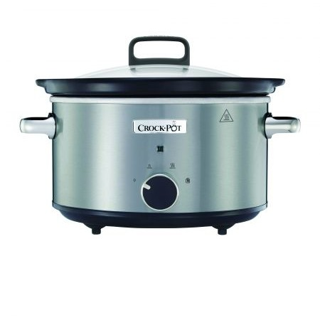Multicooker Slow cooker 3.5L 210W Stainless Steel thumbnail
