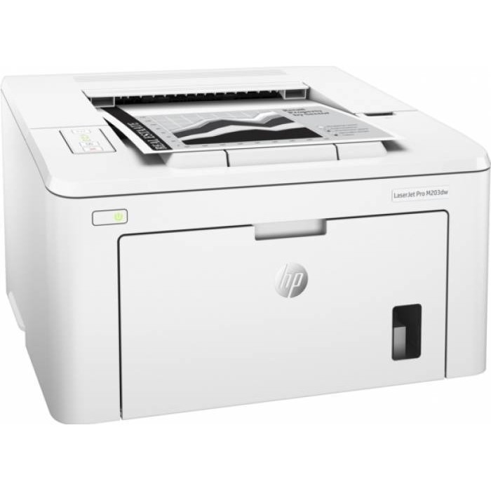 Imprimanta laser alb-negru Pro M203dw thumbnail