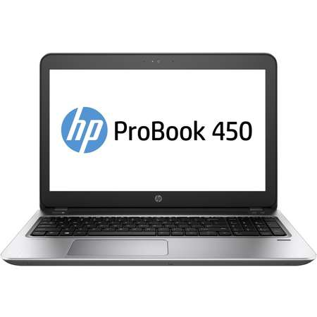 Laptop HP ProBook 450 G4 15.6 inch Full HD Intel Core i5-7200U 8GB DDR4 1TB HDD nVidia GeForce 930MX 2 GB FPR Silver