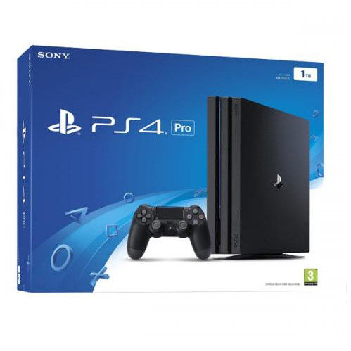 Consola Playstation 4 Pro Neo 1tb Black