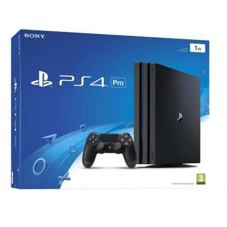 Consola Sony Playstation 4 PRO NEO 1TB Black