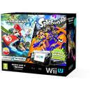 Wii U Premium cu joc Mario Kart 8 si Splatoon