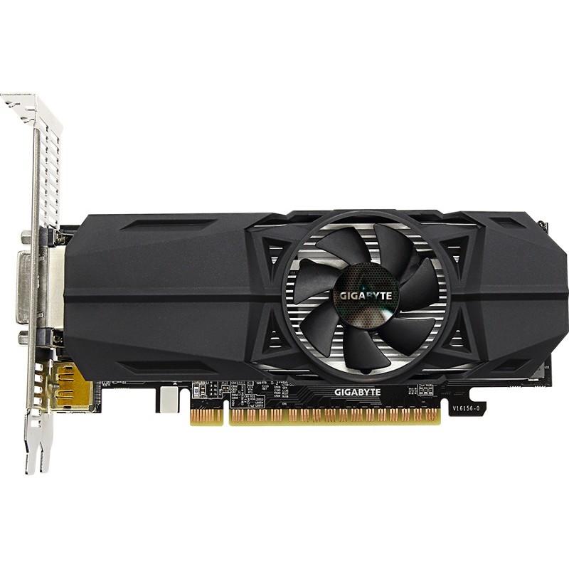 Placa video nVidia GeForce GTX 1050 OC Low Profile 2GB GDDR5 128bit thumbnail