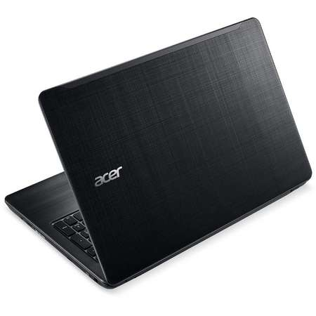 Laptop Acer Aspire F5-573G-501G 15.6 inch Full HD Intel Core i5-7200U 8GB DDR4 256GB SSD nVidia GeForce GTX 950M 4GB Linux Black