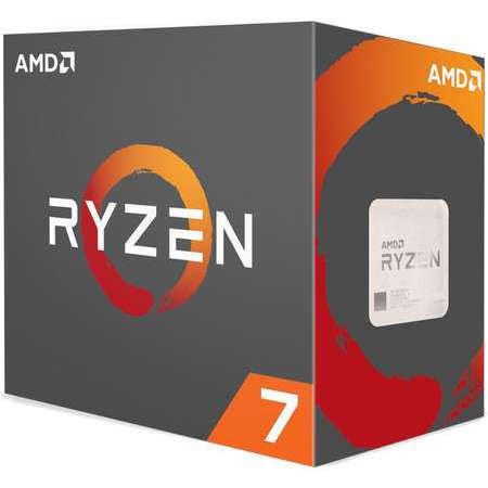 Procesor AMD Ryzen 7 1800X Octa Core 3.6 GHz Socket AM4 BOX