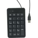 Numerica Gembird KPD-01  USB  Black
