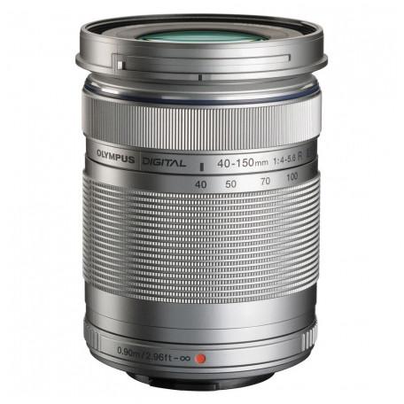 Obiectiv Zuiko Digital ED 40-150mm R f/4-5.6 Silver montura Micro Four Thirds