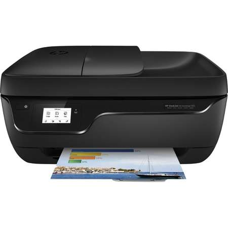Multifunctionala HP Deskjet Ink Advantage 3835 All-in-One A4 InkJet Color USB Wireless Negru