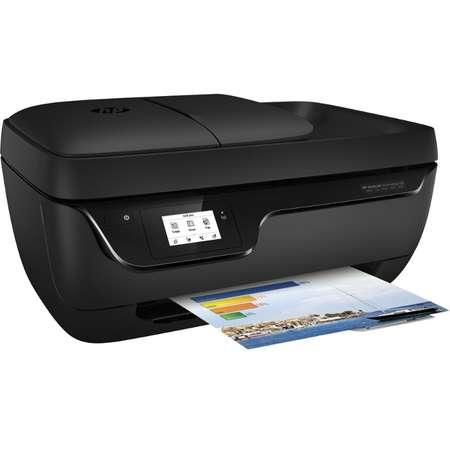 Multifunctionala HP Deskjet Ink Advantage 3835 All-in-One A4 InkJet Color USB Wireless Negru