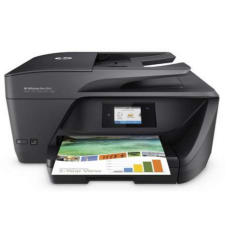 Multifunctionala HP Officejet Pro 6960 e-All-in-One A4 InkJet Color USB LAN Wireless Negru