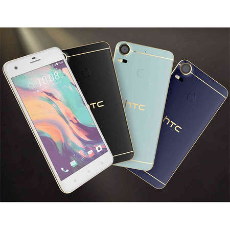 Smartphone HTC Desire 10 Pro 64GB Dual Sim 4G White
