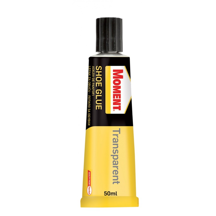 Shoe Glue transparent 50ml thumbnail