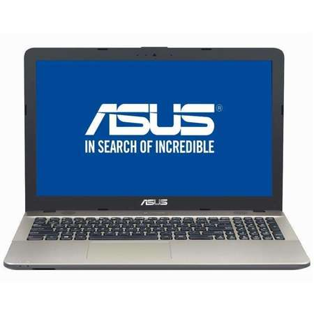 Laptop Asus VivoBook X541UA-GO1374D 15.6 inch HD Intel Core i3-6006U 4 GB DDR4 500 GB HDD DOS Chocolate Black