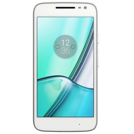Smartphone Lenovo Moto G4 Play 16GB Dual Sim 4G White