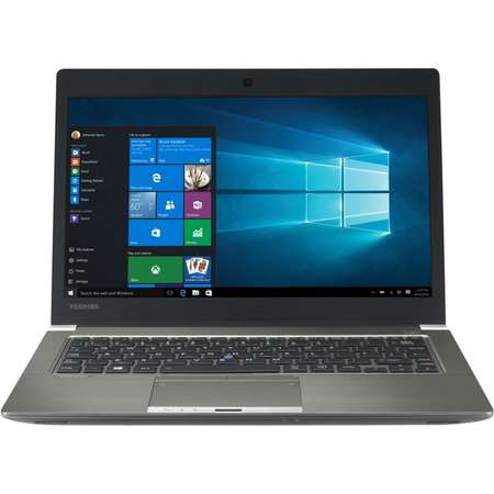 Laptop Toshiba Portege Z30-C-16J 13.3 inch Full HD Intel Core i5-6200U 8GB DDR3 256GB SSD Windows 10 Pro