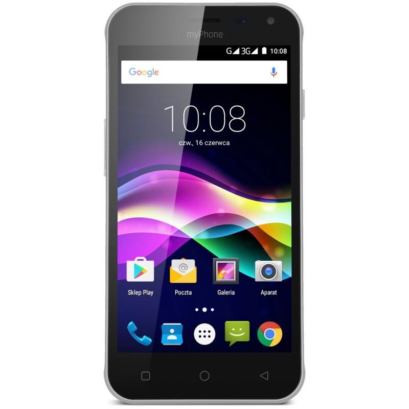 Smartphone Fun5 8gb Dual Sim 3g Black