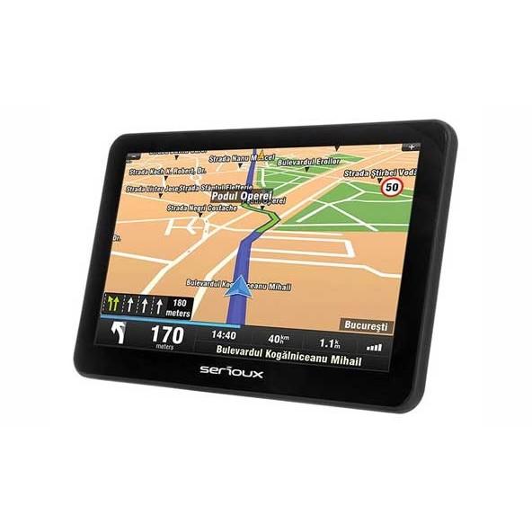 Sistem de navigatie URBAN PILOT UPQ700 thumbnail