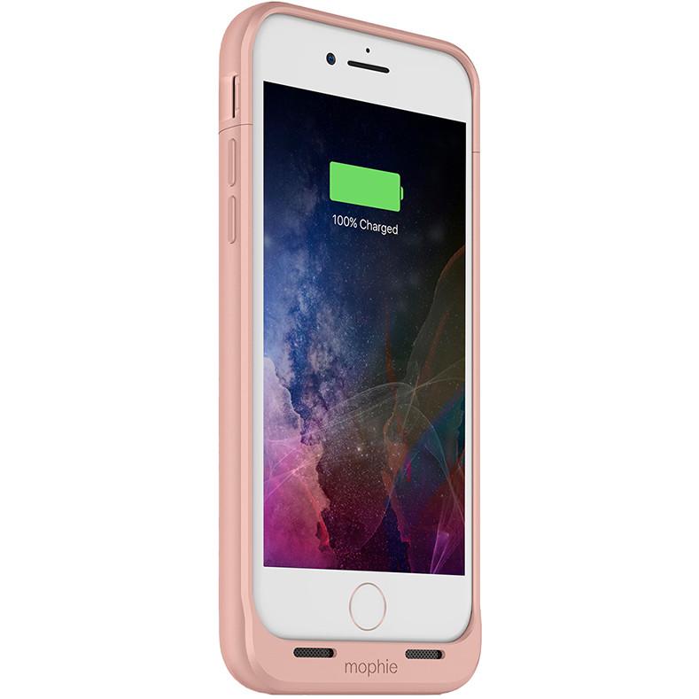 Baterie Externa Cu Husa Juice Pack Air 2525 Mah Rose Gold Pentru Apple Iphone 7