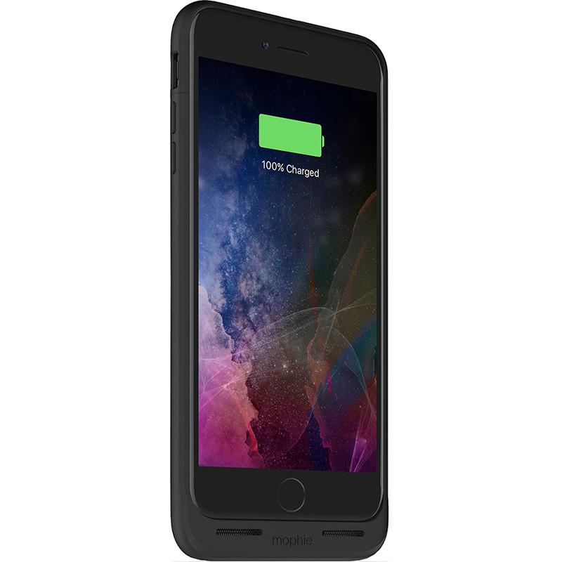 Baterie Externa Cu Husa Juice Pack Air 2420 Mah Black Pentru Apple Iphone 7 Plus