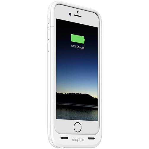Baterie Externa Cu Husa Juice Pack 2750 Mah White Pentru Apple Iphone 6, Iphone 6s