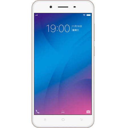 Smartphone VIVO Y66 32GB Dual Sim 4G Gold