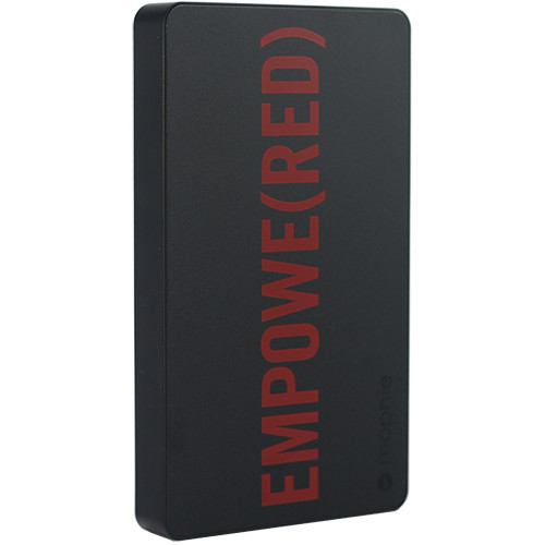 Baterie externa Powerstation 6000 mAh EMPOWER RED thumbnail