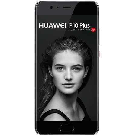 Smartphone Huawei P10 Plus 128GB Dual Sim 4G Black