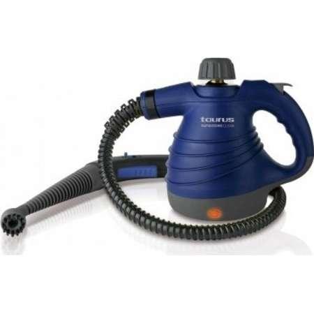 Aparat de curatat cu aburi Taurus Rapiddisimo Clean II 900W Albastru