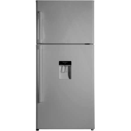 Frigider Pyramis FSM173 478 Litri Full No Frost dispenser apa A+ Inox
