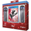 Joc consola BigBen Interactive The Voice cu 2 microfoane PS4
