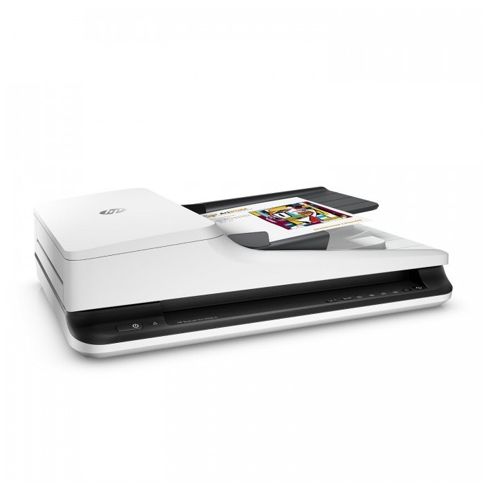 Scanner ScanJet Pro 2500 f1 thumbnail