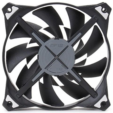 Ventilator ZM-DF12 120mm Premium Dual Impeller fan