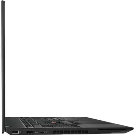 Laptop Lenovo ThinkPad T570 15.6 inch Full HD Intel Core i7-7500U 8GB DDR4 256GB SSD FPR Windows 10 Pro Black