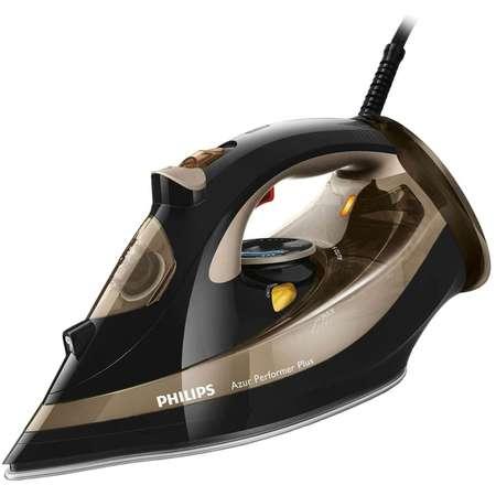 Fier de calcat Philips GC4527/00 2600 W ceramica auriu/negru