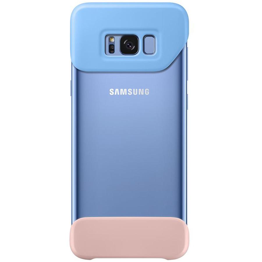 Bumper EF-MG955CLEGWW 2 Pieces Albastru pentru SAMSUNG Galaxy S8 Plus thumbnail