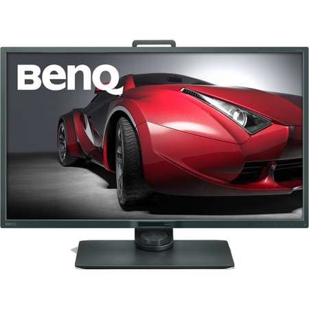 Monitor LED BenQ PD3200U 32 inch 4 ms Black