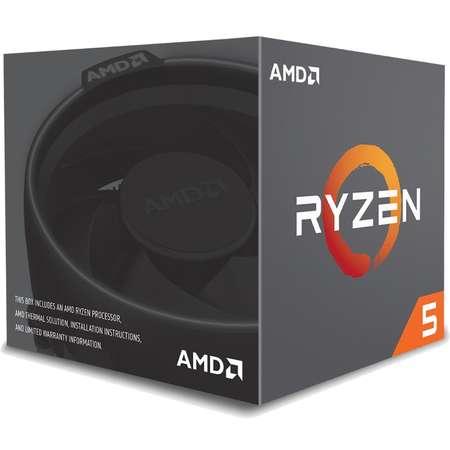Procesor AMD Ryzen 5 1600 Hexa Core 3.4 GHz Socket AM4 BOX