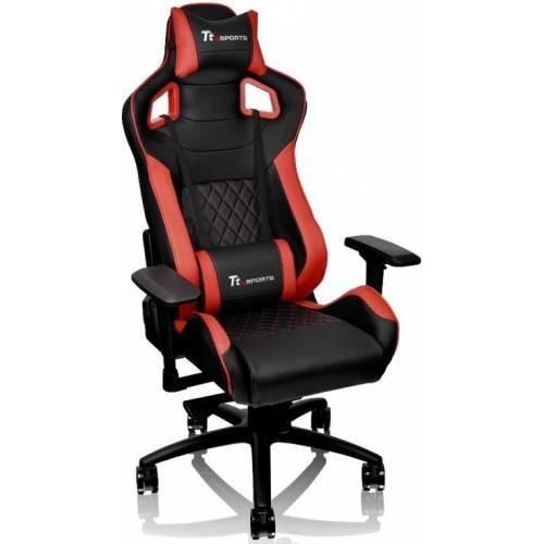 Scaun gaming GT Fit Black/Red