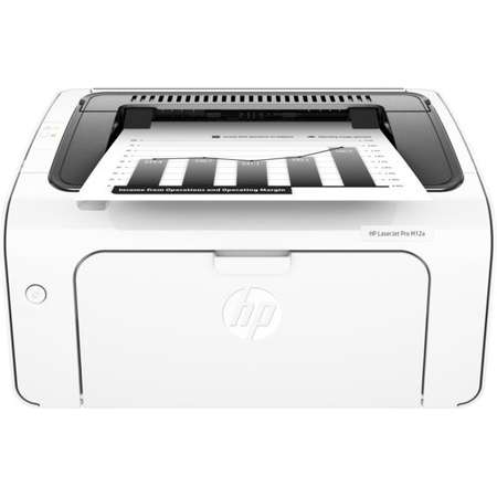 Imprimanta laser alb-negru HP LaserJet Pro M12w
