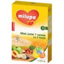 Musli Junior 7 Cereale fara lapte cu 5 fructe 250g de la 1 an